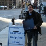 Sunday Routine: Two Great Recycling Events Today