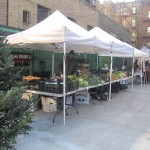 Opening Weekend for Upper East Side Greenmarkets