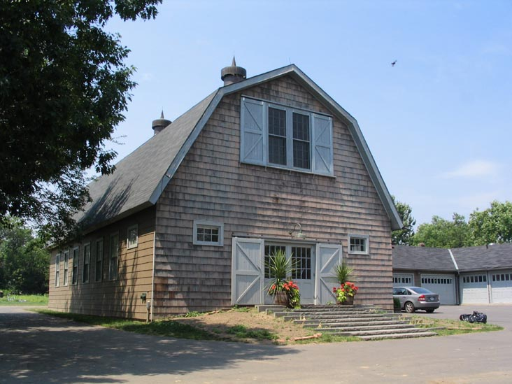 Queens County Farm Museum Barn
