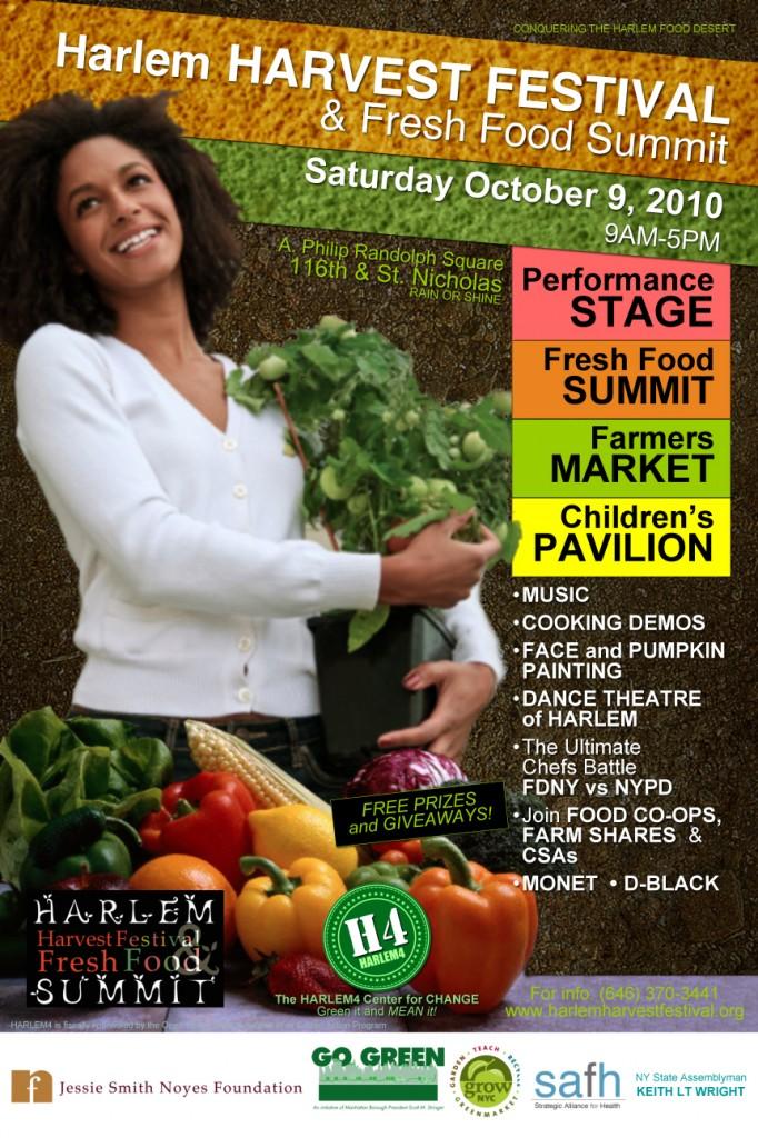 Harlem Harvest Festival