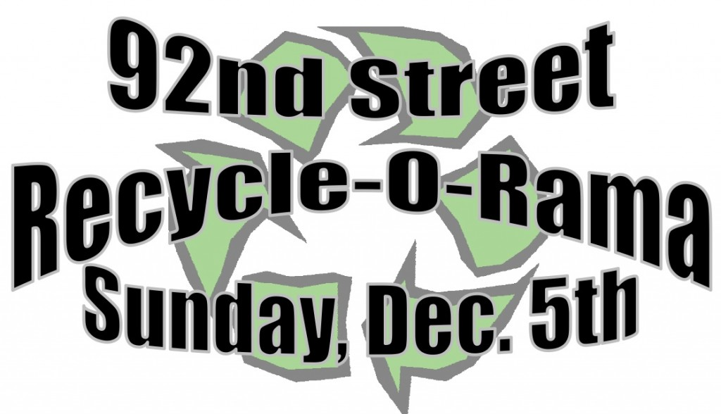UGS Recycle-O-Rama