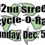 Dec. 5th Recycle-O-Rama at the 92nd Street Greenmarket